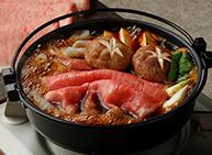 ステーキ&すき焼き